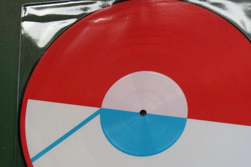 PVC Schallplattenhülle