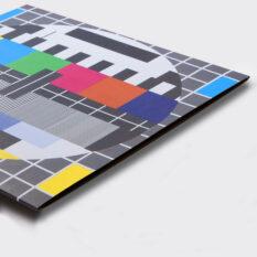 Schallplattencover bedruckt einzelstück