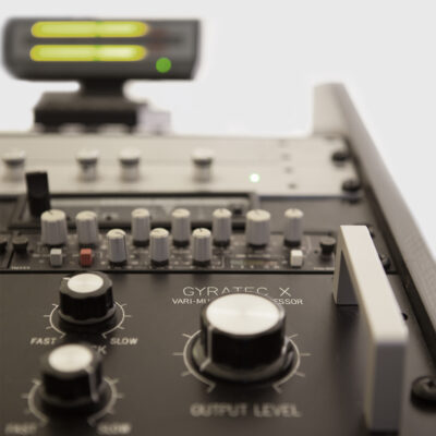 Mastering rack duophonic